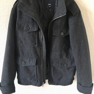 Gap recycled Wool Coat